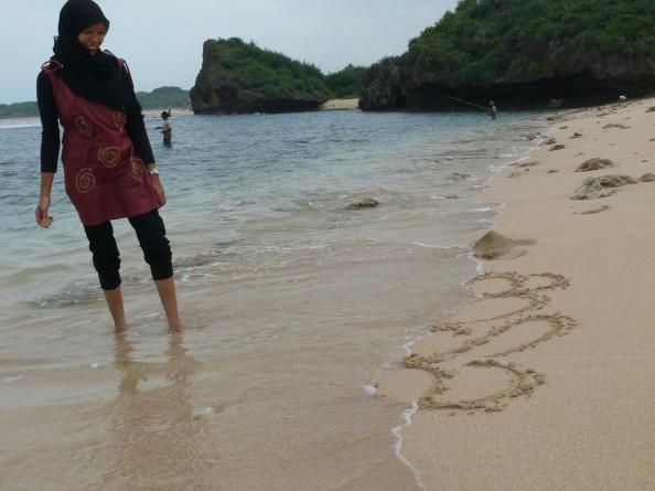 Pantai Sadranan, Gunung Kidul Yogyakarta | dolandolanwae