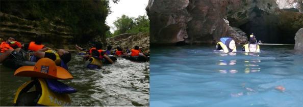 Goa Pindul & Sungai Oyo